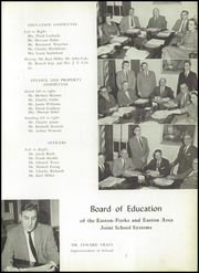 Page 11, 1958 Edition, Easton Area High School - Rechauffe Yearbook (Easton, PA) online yearbook collection