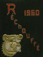 1960 Edition, Easton Area High School - Rechauffe Yearbook (Easton, PA)