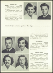 Page 17, 1953 Edition, Bensalem High School - Owl Yearbook (Bensalem, PA) online yearbook collection
