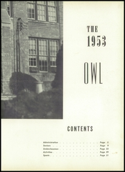 Page 7, 1953 Edition, Bensalem High School - Owl Yearbook (Bensalem, PA) online yearbook collection