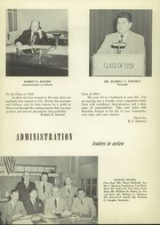 Page 10, 1954 Edition, Bensalem High School - Owl Yearbook (Bensalem, PA) online yearbook collection