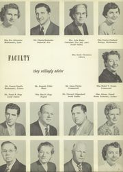 Page 11, 1954 Edition, Bensalem High School - Owl Yearbook (Bensalem, PA) online yearbook collection
