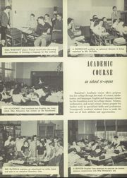 Page 15, 1954 Edition, Bensalem High School - Owl Yearbook (Bensalem, PA) online yearbook collection