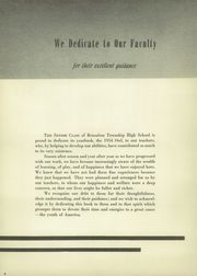 Page 8, 1954 Edition, Bensalem High School - Owl Yearbook (Bensalem, PA) online yearbook collection