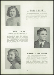 Page 14, 1944 Edition, Germantown High School - Record Yearbook (Philadelphia, PA) online yearbook collection