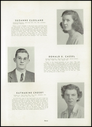 Page 15, 1944 Edition, Germantown High School - Record Yearbook (Philadelphia, PA) online yearbook collection