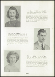 Page 17, 1944 Edition, Germantown High School - Record Yearbook (Philadelphia, PA) online yearbook collection