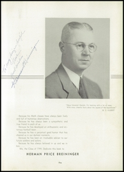 Page 9, 1944 Edition, Germantown High School - Record Yearbook (Philadelphia, PA) online yearbook collection