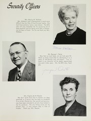 Page 11, 1958 Edition, Germantown High School - Record Yearbook (Philadelphia, PA) online yearbook collection