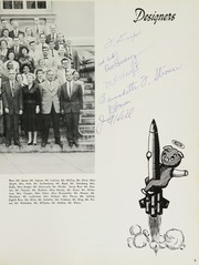 Page 13, 1958 Edition, Germantown High School - Record Yearbook (Philadelphia, PA) online yearbook collection