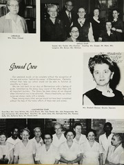 Page 15, 1958 Edition, Germantown High School - Record Yearbook (Philadelphia, PA) online yearbook collection