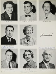 Page 16, 1958 Edition, Germantown High School - Record Yearbook (Philadelphia, PA) online yearbook collection