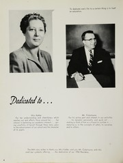 Page 8, 1958 Edition, Germantown High School - Record Yearbook (Philadelphia, PA) online yearbook collection