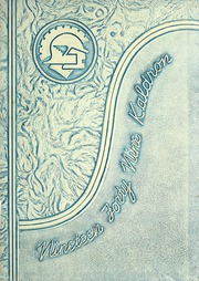 1949 Edition, McDowell High School - Kaldron Yearbook (Erie, PA)