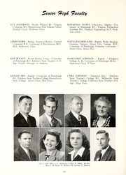 Page 16, 1949 Edition, McDowell High School - Kaldron Yearbook (Erie, PA) online yearbook collection