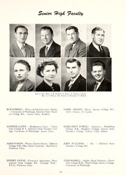 Page 17, 1949 Edition, McDowell High School - Kaldron Yearbook (Erie, PA) online yearbook collection