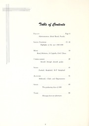 Page 8, 1949 Edition, McDowell High School - Kaldron Yearbook (Erie, PA) online yearbook collection