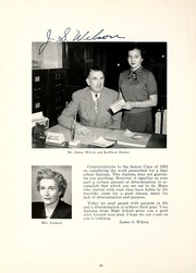 Page 14, 1952 Edition, McDowell High School - Kaldron Yearbook (Erie, PA) online yearbook collection