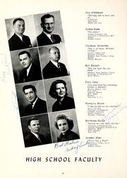 Page 16, 1952 Edition, McDowell High School - Kaldron Yearbook (Erie, PA) online yearbook collection