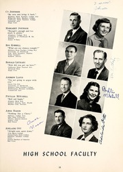 Page 17, 1952 Edition, McDowell High School - Kaldron Yearbook (Erie, PA) online yearbook collection