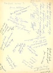 Page 2, 1952 Edition, McDowell High School - Kaldron Yearbook (Erie, PA) online yearbook collection