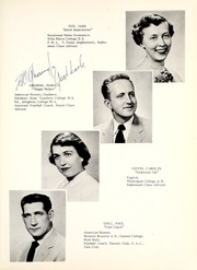 Page 15, 1954 Edition, McDowell High School - Kaldron Yearbook (Erie, PA) online yearbook collection
