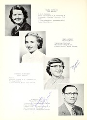 Page 16, 1954 Edition, McDowell High School - Kaldron Yearbook (Erie, PA) online yearbook collection