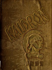 1955 Edition, McDowell High School - Kaldron Yearbook (Erie, PA)