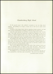 Page 13, 1930 Edition, Chambersburg Area High School - Echo Yearbook (Chambersburg, PA) online yearbook collection