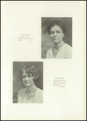Page 15, 1930 Edition, Chambersburg Area High School - Echo Yearbook (Chambersburg, PA) online yearbook collection