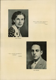 Page 13, 1935 Edition, Chambersburg Area High School - Echo Yearbook (Chambersburg, PA) online yearbook collection