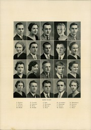 Page 16, 1935 Edition, Chambersburg Area High School - Echo Yearbook (Chambersburg, PA) online yearbook collection