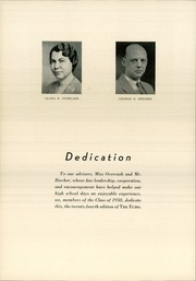 Page 12, 1938 Edition, Chambersburg Area High School - Echo Yearbook (Chambersburg, PA) online yearbook collection