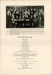 Page 13, 1938 Edition, Chambersburg Area High School - Echo Yearbook (Chambersburg, PA) online yearbook collection