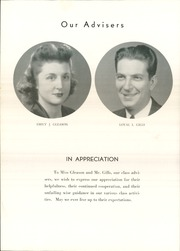 Page 12, 1945 Edition, Chambersburg Area High School - Echo Yearbook (Chambersburg, PA) online yearbook collection