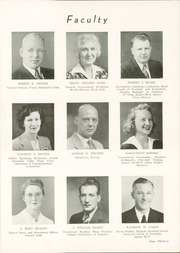Page 17, 1946 Edition, Chambersburg Area High School - Echo Yearbook (Chambersburg, PA) online yearbook collection