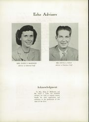 Page 12, 1950 Edition, Chambersburg Area High School - Echo Yearbook (Chambersburg, PA) online yearbook collection
