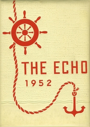 1952 Edition, Chambersburg Area High School - Echo Yearbook (Chambersburg, PA)