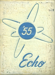 1955 Edition, Chambersburg Area High School - Echo Yearbook (Chambersburg, PA)