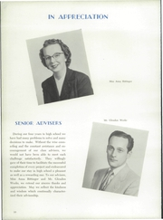 Page 14, 1955 Edition, Chambersburg Area High School - Echo Yearbook (Chambersburg, PA) online yearbook collection