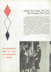 Page 6, 1959 Edition, Chambersburg Area High School - Echo Yearbook (Chambersburg, PA) online yearbook collection
