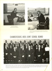 Page 16, 1965 Edition, Chambersburg Area High School - Echo Yearbook (Chambersburg, PA) online yearbook collection