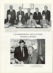 Page 10, 1972 Edition, Chambersburg Area High School - Echo Yearbook (Chambersburg, PA) online yearbook collection