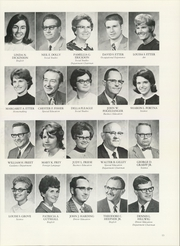 Page 17, 1972 Edition, Chambersburg Area High School - Echo Yearbook (Chambersburg, PA) online yearbook collection