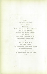Page 8, 1929 Edition, Butler High School - Magnet Yearbook (Butler, PA) online yearbook collection