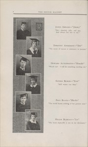 Page 12, 1931 Edition, Butler High School - Magnet Yearbook (Butler, PA) online yearbook collection
