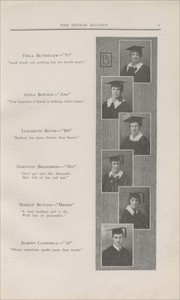 Page 13, 1931 Edition, Butler High School - Magnet Yearbook (Butler, PA) online yearbook collection