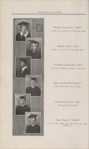 Page 14, 1931 Edition, Butler High School - Magnet Yearbook (Butler, PA) online yearbook collection