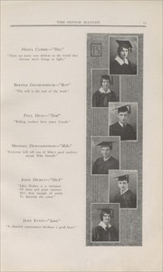 Page 15, 1931 Edition, Butler High School - Magnet Yearbook (Butler, PA) online yearbook collection