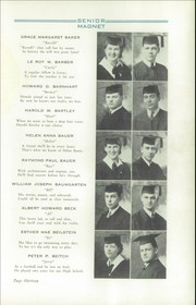 Page 17, 1933 Edition, Butler High School - Magnet Yearbook (Butler, PA) online yearbook collection